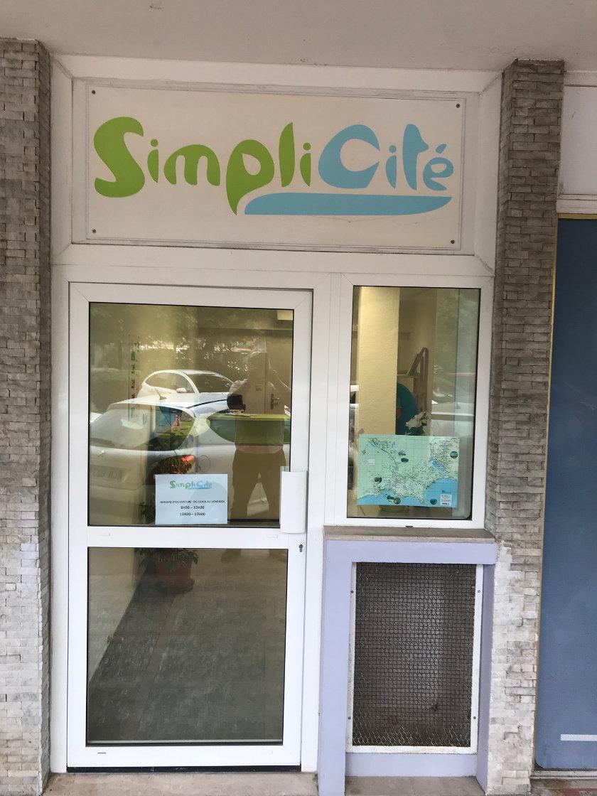 Agence Commerciale SimpliBus
