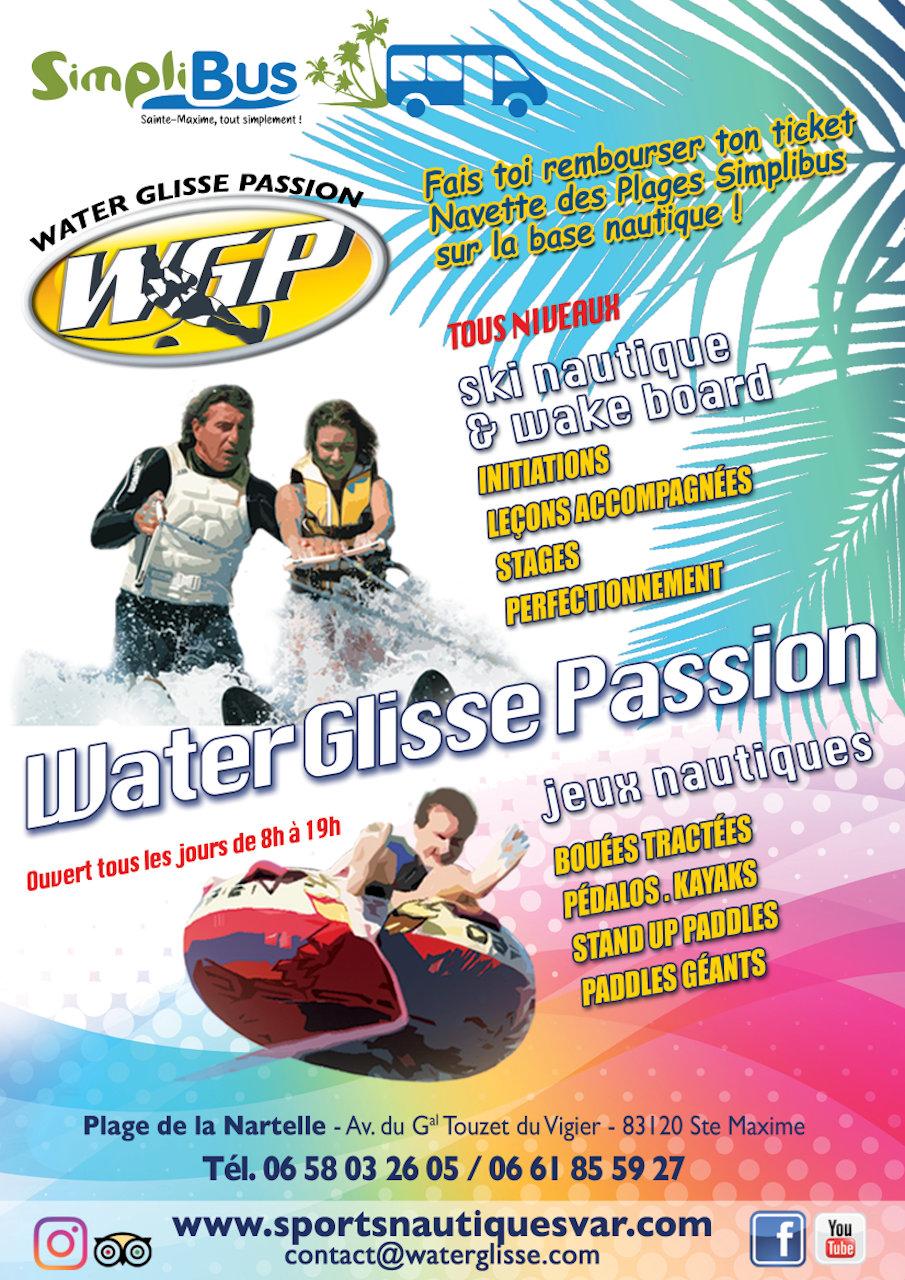 Partenariat Water Glisse Passion